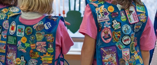 Council Patch Program Girl Scouts Of Nc Coastal Pines