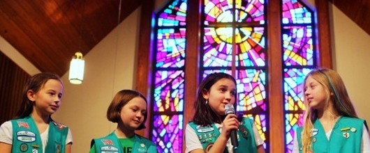GirlScoutsandFaith